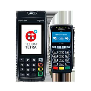 Ingenico TETRA DESK 5000